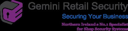 Gemini Retail Security Retina Logo