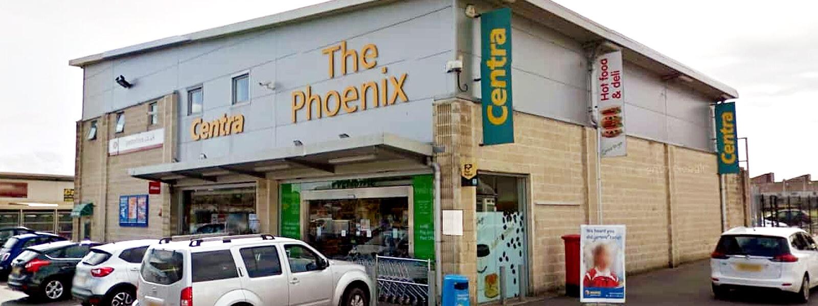 The Phoenix Centra, Ballymena